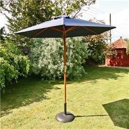Sturdi 2m Hardwood Frame Garden Parasol Collection