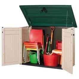 Plastic Garden Storage Outdoor Boxes Amp Benches Garden