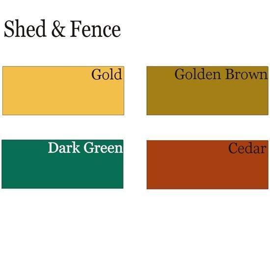 Protek Shed & Fence Treatment 5ltr